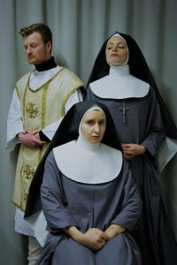 Two Nuns and One Priest